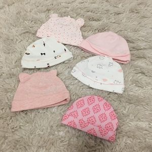 Other - BABY HATS NWOT